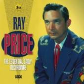 PRICE RAY  - 2xCD ESSENTIAL EARLY RECORDING