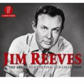 REEVES JIM  - 3xCD ABSOLUTELY ESSENTIAL