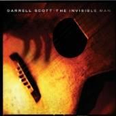 SCOTT DARRELL  - CD INVISIBLE MAN