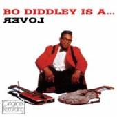 DIDDLEY BO  - CD BO DIDDLEY IS A LOVER
