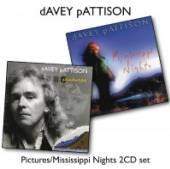 DAVEY PATTISON  - CD+DVD MISSISSIPPI NIGHTS / PICTURE