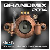 BEN LIEBRAND  - CD GRANDMIX 2014 (THE BEST OF 2014)