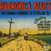 HARMONICA BLUES / VARIOUS  - CD HARMONICA BLUES / VARIOUS