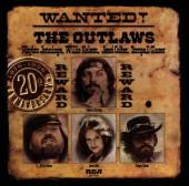 JENNINGS WAYLON & WILLIE  - CD WANTED! THE.. -ANNIVERS-