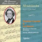 MENDELSSOHN BARTHOLDY FELIX  - CD ROMANTIC PIANO CONCERT 3