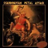 VARIOUS  - CD SCANDINAVIAN METAL ATTACK