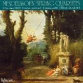MENDELSSOHN BARTHOLDY FELIX  - CD STRING QUARTETS VOL.2