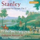 STANLEY J  - CD CONCERTOS FOR STRINGS