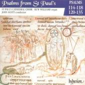 ST.PAUL'S CATHEDRAL CHOIR  - CD PSALMS FROM ST.PAUL'S 10