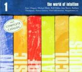 VARIOUS  - CD WORLD OF INTUITION