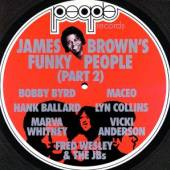 BROWN JAMES (V/A)  - CD FUNKY PEOPLE 2