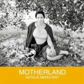 MERCHANT NATALIE  - CD MOTHERLAND