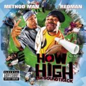 SOUNDTRACK  - CD HOW HIGH-METHODMAN & REDMAN