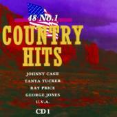 VARIOUS  - CD 48 NO.1 COUNTRY HITS