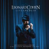 COHEN LEONARD  - 3xCD LIVE IN DUBLIN - 12.9.2013