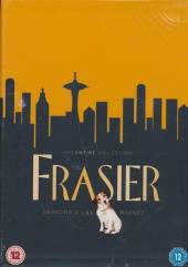 TV SERIES  - 44xDVD FRASIER COMPLETE SERIES