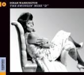 WASHINGTON DINAH  - CD SWINGING MISS D