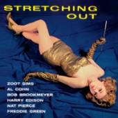 SIMS ZOOT/BOB BROOKMEYER  - CD STRETCHING OUT -REMAST-