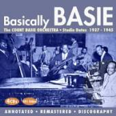 COUNT BASIE ORCHESTRA  - CD BASICALLY BASIE 1937-1945