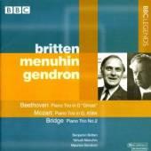 BEETHOVEN / MOZART / MENUHIN /..  - CD PIANO TRIOS