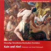 WEINRAUCH E.  - CD KAIN & ABEL-MUSIK IN OBER