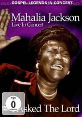 JACKSON MAHALIA  - 2xDVD I ASKED THE LORD