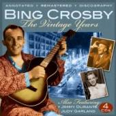 CROSBY BING  - 4xCD VINTAGE YEARS - 1932-1950