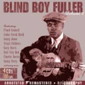 FULLER BLIND BOY  - 4xCD MAN, HIS MUSIC, HIS LEGACY VOL2