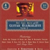 REV GARY DAVIS AND OTHERS  - 4xCD GUITAR EVANGELI..