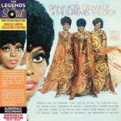 DIANA ROSS & THE SUPREMES  - CD CREAM OF THE CROP