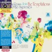 DIANA ROSS & THE SUPREMES  - CD JOIN THE TEMPTATIONS