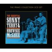 TERRY SONNY/BROWNIE MCGH  - 2xCD ESSENTIAL
