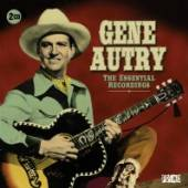AUTRY GENE  - 2xCD ESSENTIAL RECORDINGS