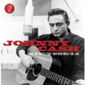 CASH JOHNNY  - 3xCD AND THE MUSIC THAT..