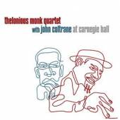 MONK THELONIOUS / COLTRANE JOH..  - CD AT CARNEGIE HALL