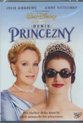 FILM  - DVD DENIK PRINCEZNY DVD