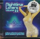 VARIOUS  - CD NIGHTTIME LOVERS VOL. 22