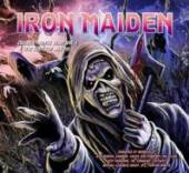 VARIOUS  - CD A TRIBUTE TO IRON MAIDEN-