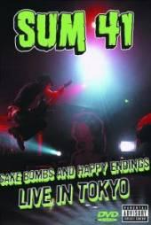 SUM 41  - DVD SAKI BOMBS & HAPPY...