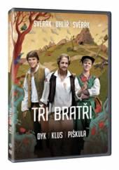 FILM  - DVD TRI BRATRI