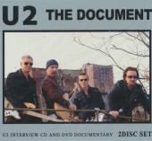 U2  - CD+DVD THE DOCUMENT (DVD+CD)