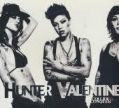 HUNTER VALENTINE  - CD COLLIDE & CONQUER