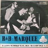 KORNER ALEXIS -BLUES INC  - VINYL R&B FROM THE MARQUEE [VINYL]