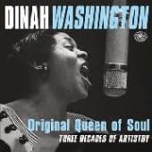 WASHINGTON DINAH  - 3xCD ORIGINAL QUEEN OF SOUL