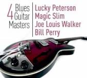 PETERSON LUCKY  - CD 4 BLUES GUITAR MASTERS