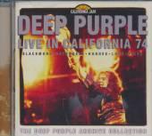 DEEP PURPLE  - CD LIVE IN CALIFORNIA '74