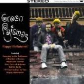 GREEN PAJAMAS  - CD HAPPY HALLOWEEN