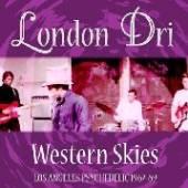 LONDON DRI  - CD WESTERN SKIES- L.A...