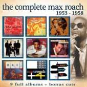 THE COMPLETE MAX ROACH: 1953 – 1958 (4CD) - supershop.sk