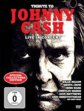 VARIOUS  - DVD TRIBUTE TO JOHNNY CASH